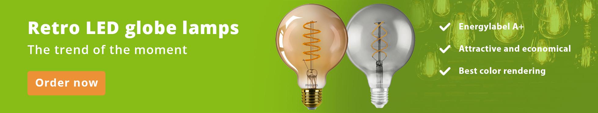 BL Retro LED bulbs UK B0123