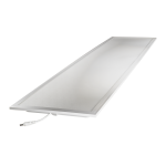Noxion LED Panel Econox 32W Xitanium DALI 30x120cm 3000K 3900lm UGR <22   Dali Dimmable - Replacer for 2x36W