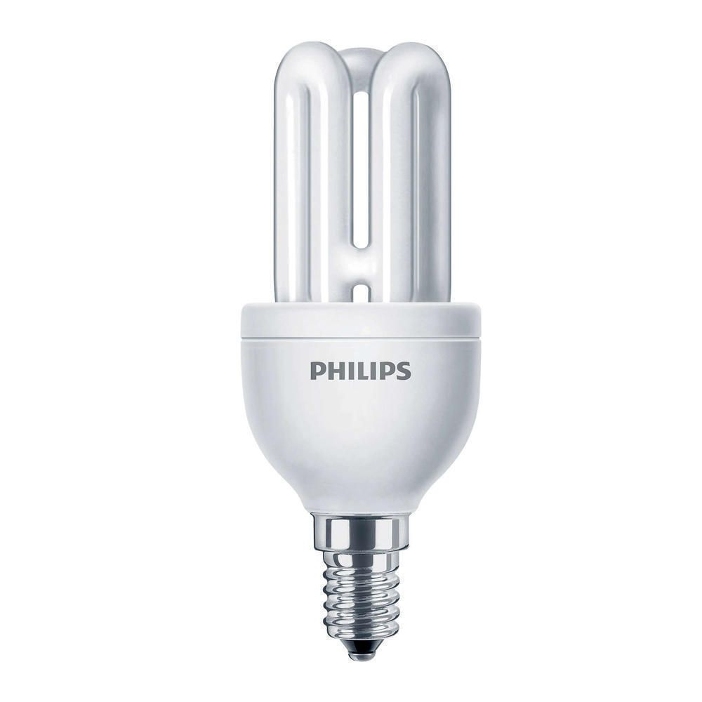 Philips Genie ESaver 8W 827 E14