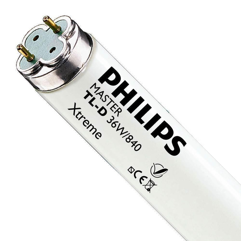 Philips TL-D Xtreme 36W 840 MASTER   120cm