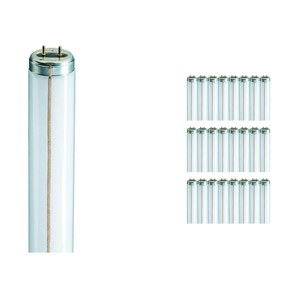 Multipack 25x Philips TL-M RS 40W 33-640 - 120cm