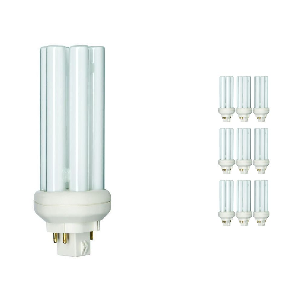 Multipack 10x Philips PL-T 26W 830 4P (MASTER)   4 Pin