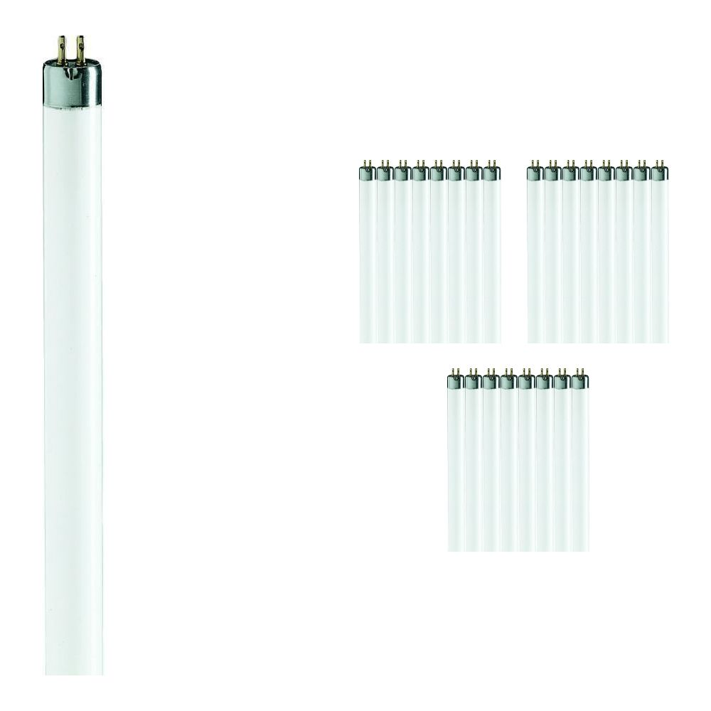Multipack 25x Philips TL Mini 8W 827 Super 80 (MASTER) | 29cm - Extra Warm White