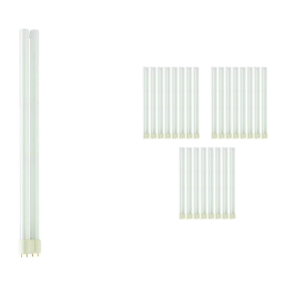 Multipack 25x Philips PL-L 36W 830 4P (MASTER) | Warm White - 4-Pin