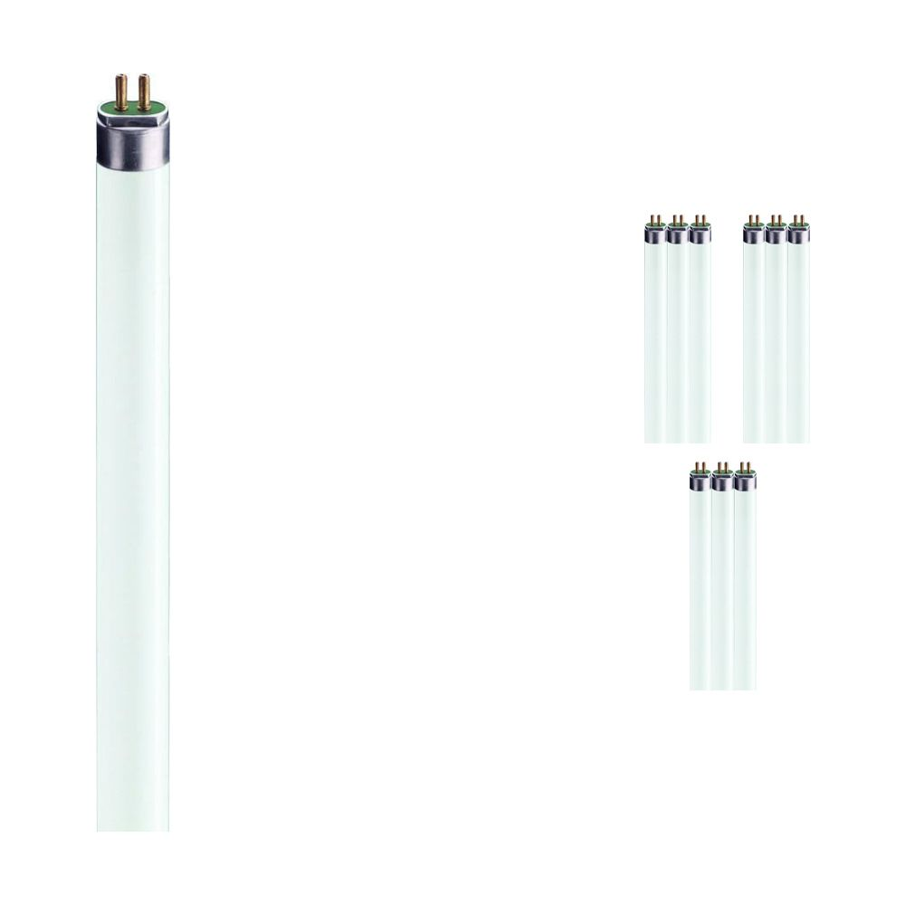 Multipack 10x Philips TL5 HO 49W 830 (MASTER) | 145cm - Warm White