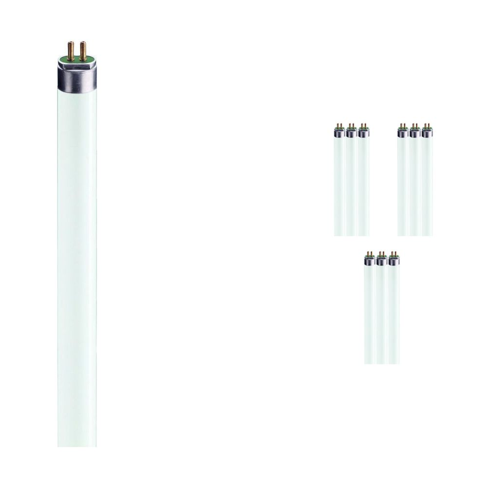 Multipack 10x Philips TL5 HE 21W 830 (MASTER) | 85cm - Warm White