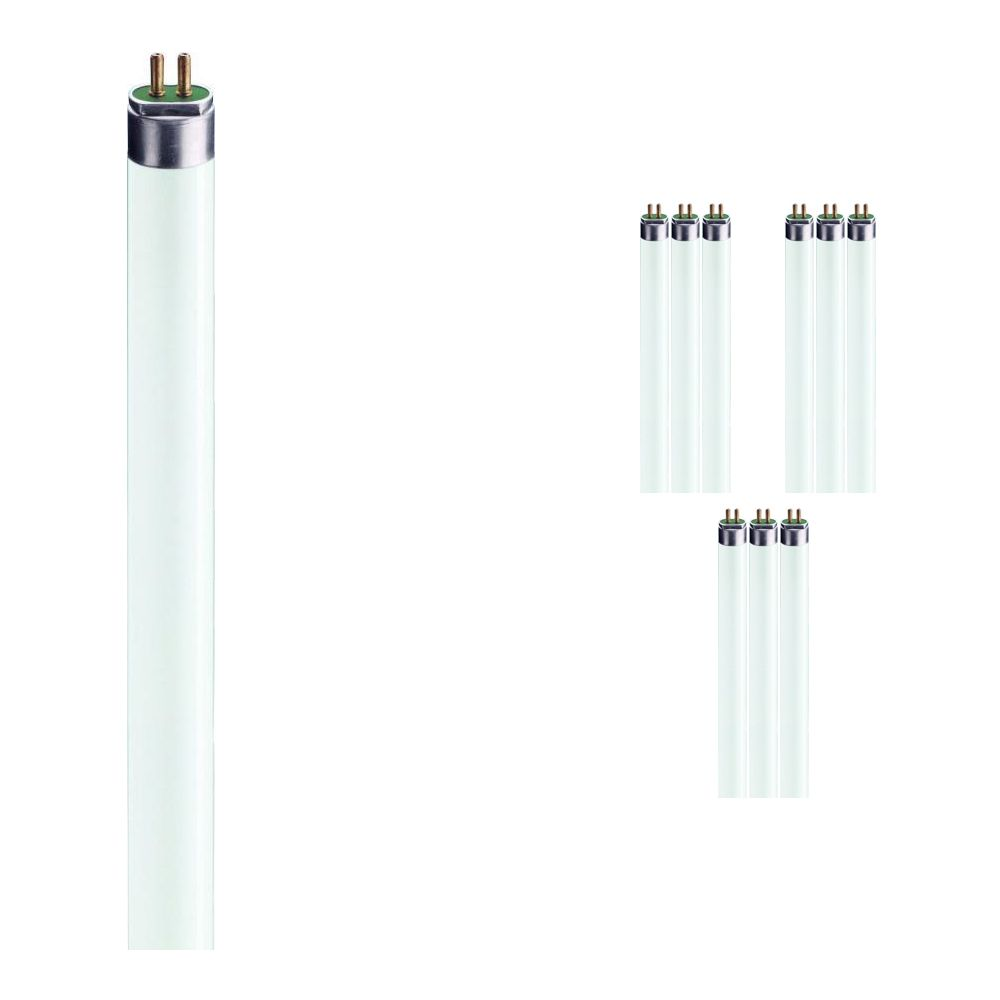 Multipack 10x Philips TL5 HE 35W 840 (MASTER) | 145cm - Cool White