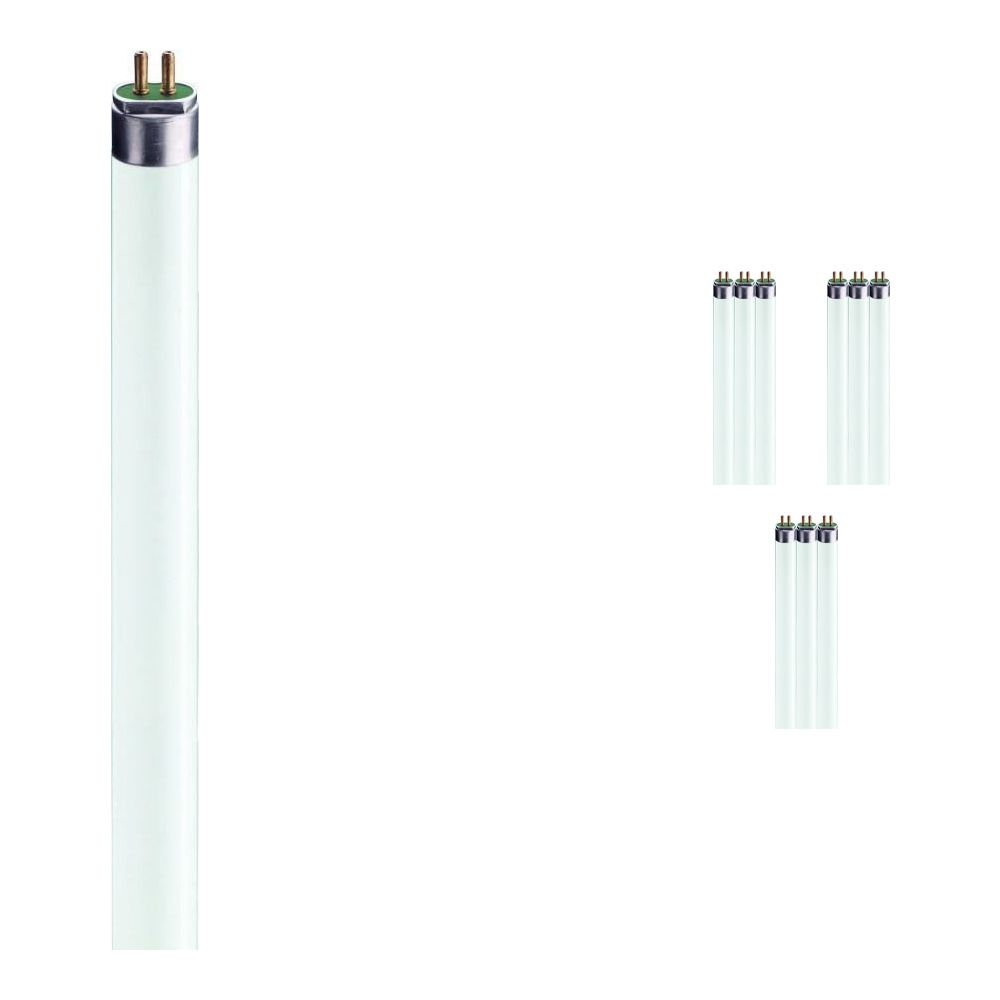 Multipack 10x Philips TL5 HO 49W 840 (MASTER)   145cm - Cool White