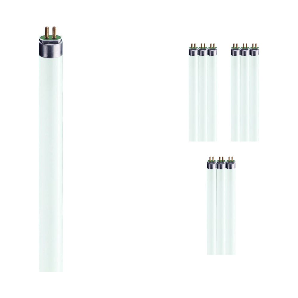 Multipack 10x Philips TL5 HO 39W 830 (MASTER) | 85cm - Warm White
