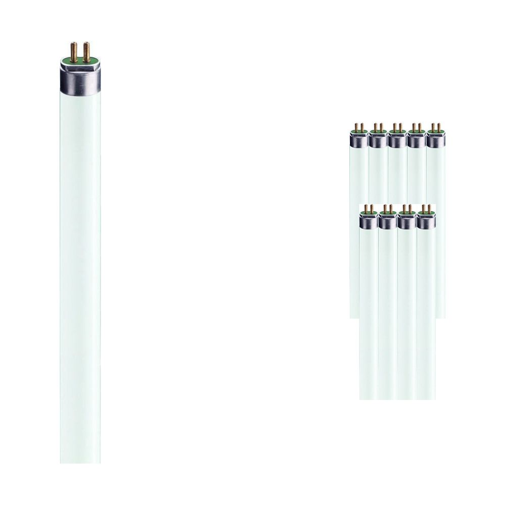 Multipack 10x Philips TL5 HO 39W 840 (MASTER) | 85cm - Cool White