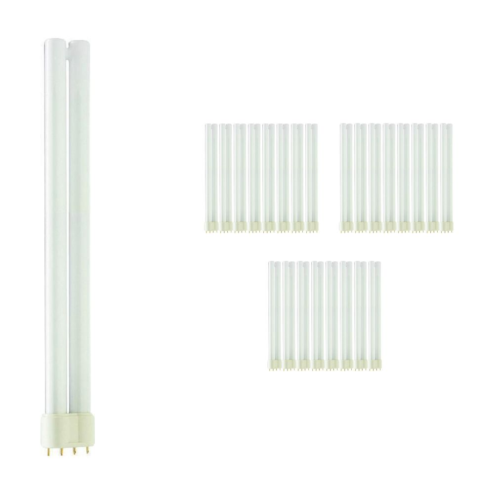 Multipack 25x Philips PL-L 24W 827 4P (MASTER) | 4 Pin
