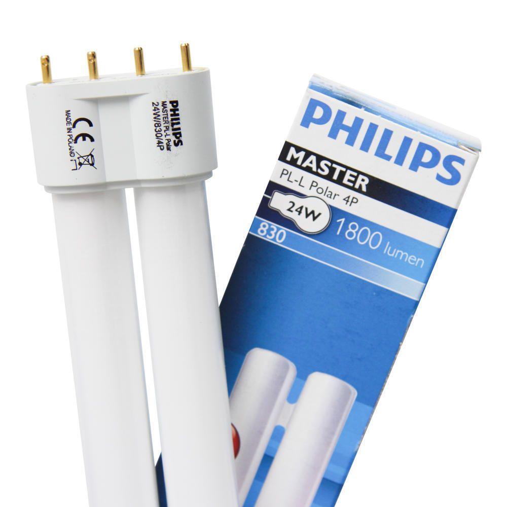 Philips PL-L Polar 24W 830 4P MASTER | 4-Pin