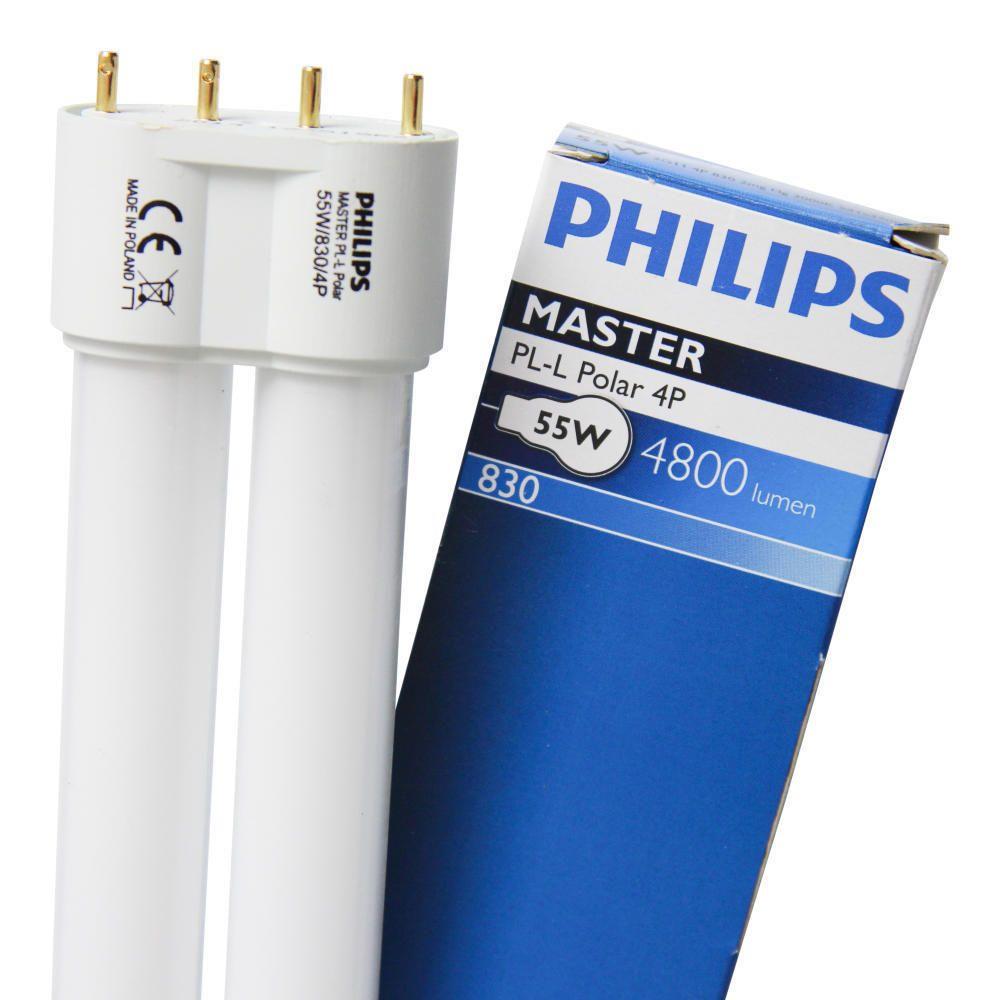 Philips PL-L Polar 55W 830 4P MASTER | 4-Pin