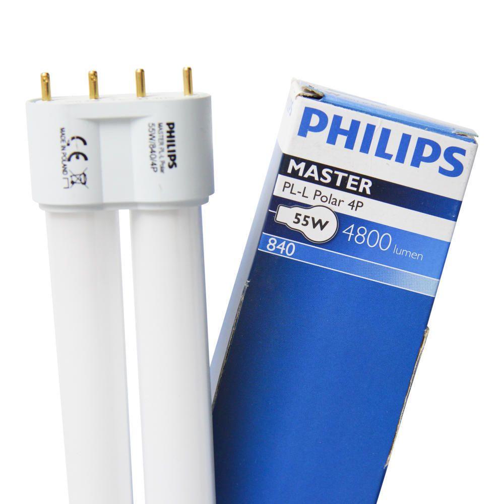 Philips PL-L Polar 55W 840 4P MASTER | 4-Pin