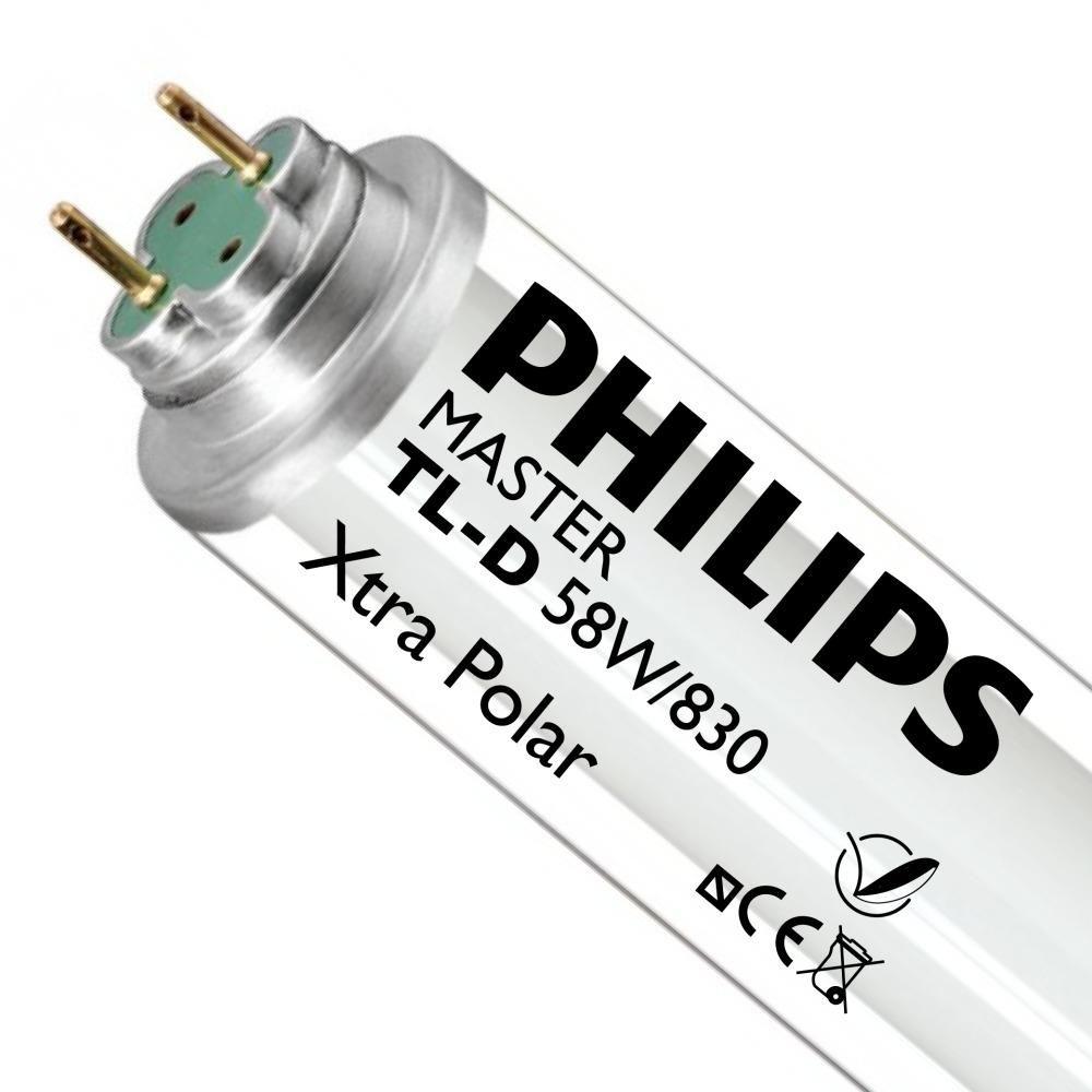 Philips TL-D Xtra Polar 58W 830 - 150cm MASTER