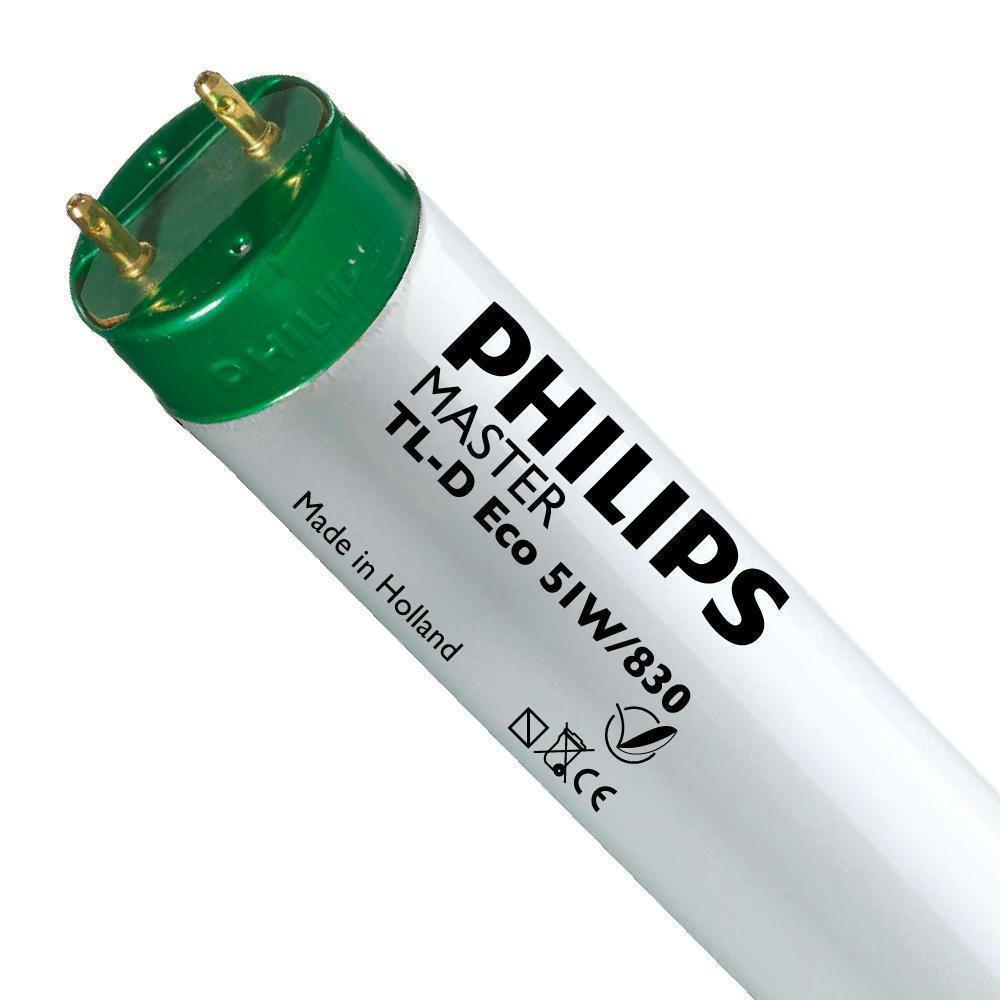 Philips TL-D Eco 51W 830 MASTER | 150cm