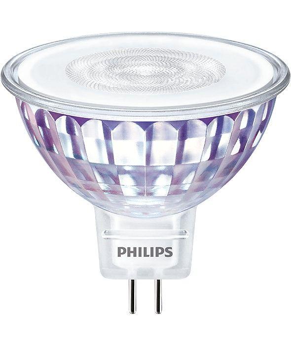 Philips LEDspot VLE GU5.3 MR16 7W 830 60D MASTER | Dimmable - Replaces 50W