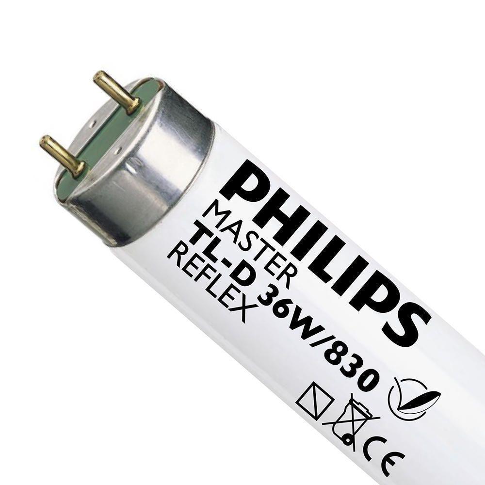 Philips TL-D Reflex 36W 830 MASTER | 120cm