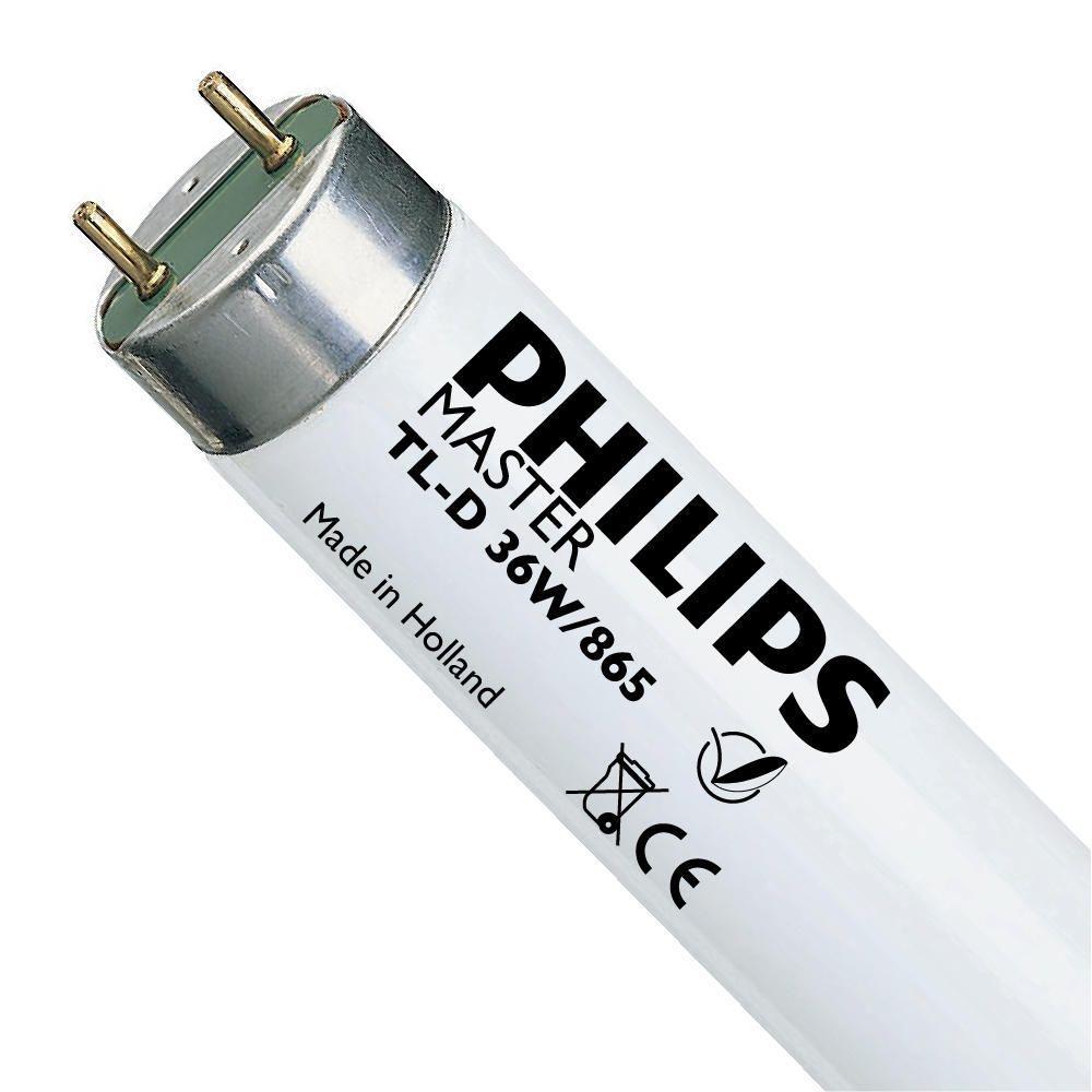 Philips TL-D 36W 865 Super 80 MASTER   120cm