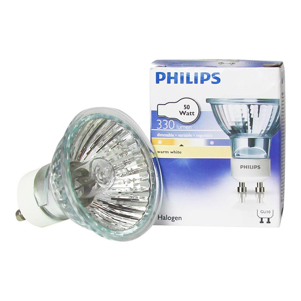 Philips Twistline Alu 2000h 50W GU10 230V 40D - 18044