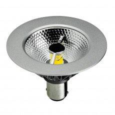 Noxion Lucent LED Spot AR70 BA15d 7W 927 36D   Dimmable 50W