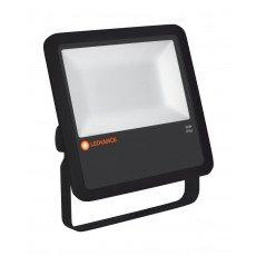 Ledvance LED Floodlight 90W 4000K 10000lm IP65 Black | Replaces 250W