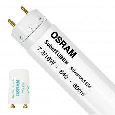 Osram SubstiTUBE Advanced EM T8 LED Tubes | Rotatable