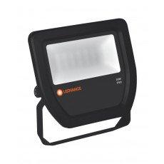 Ledvance LED Floodlight 20W 6500K 2200lm IP65 Black | Replaces 50W