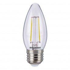 Sylvania ToLEDo Retro Candle E27 Clear 4W | Replaces 40W