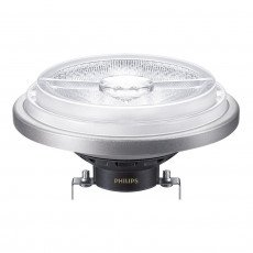 Philips LEDspot LV G53 AR111 12V 15W 940 24D MASTER   Dimmable - Replaces 75W