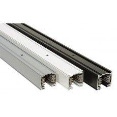 3 phase railsystem - 2m - Black