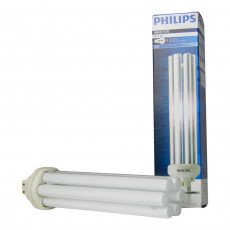 Philips PL-T 57W 840 4P MASTER | 4-Pin
