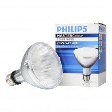 Philips MASTERColour CDM-R 70W 942 E27 PAR30L 40D