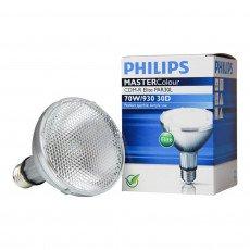 Philips MASTERColour CDM-R Elite 70W 930 E27 PAR30L 30D
