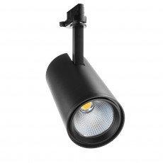 Noxion LED Tracklight 3-Phase Accento 35W 930 36D Black | Replaces 35 & 70W CDM