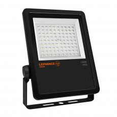 Ledvance LED Floodlight 200W 4000K 20000lm IP65 Black | - Replaces 750W