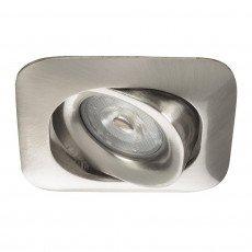 Noxion Spot MR16 Square Nickel   incl. GU10 Fitting