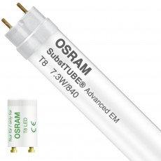 Osram SubstiTUBE Advanced EM 7.3W 840 60cm   Replaces 18W