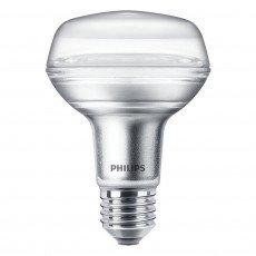 Philips CorePro LEDspot E27 Reflector R80 8W 827 36D | Replaces 100W